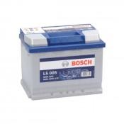 Bosch L5 005, Tractie accu, 12 Volt - 60 Ah onderhoudsvrij