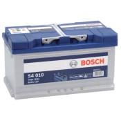 Bosch S4 010, accu, 12 Volt - 80 Ah onderhoudsvrij