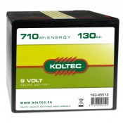 Batterij 163-45512 zink-kool, Groot