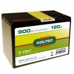 Batterijen tbv schrikdraadapparaten