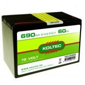 Batterij 163-45525 alkaline, Klein