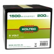 Batterij 163-45532 alkaline, Groot
