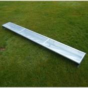 Voergoot, ligmodel, 274 cm
